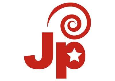 Logo Jpod13 en su versión reducida