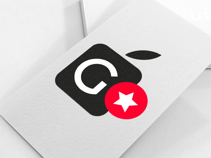 Logo-icono impreso Gumcam