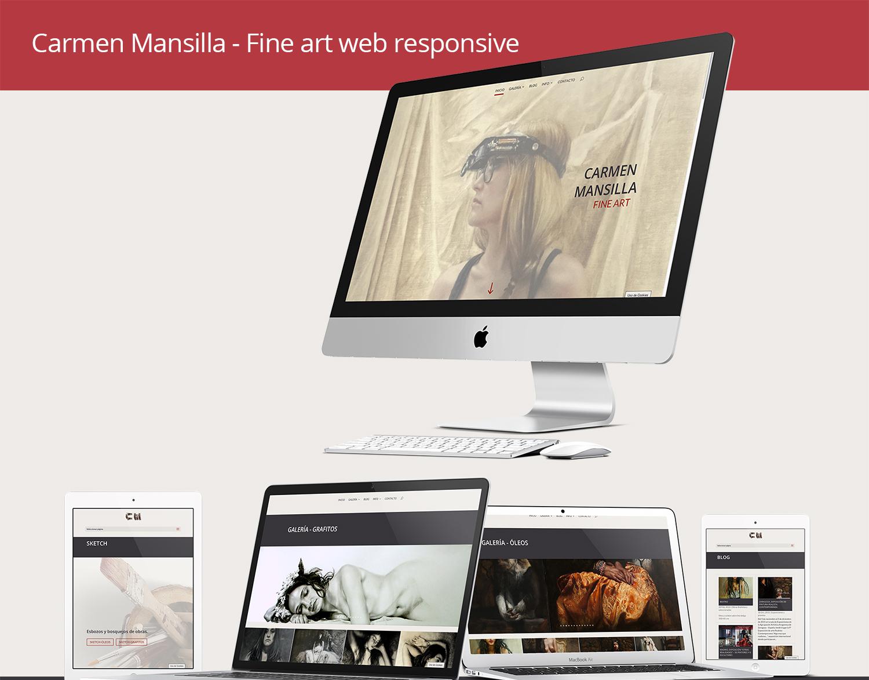 Web de Carmen Mansilla