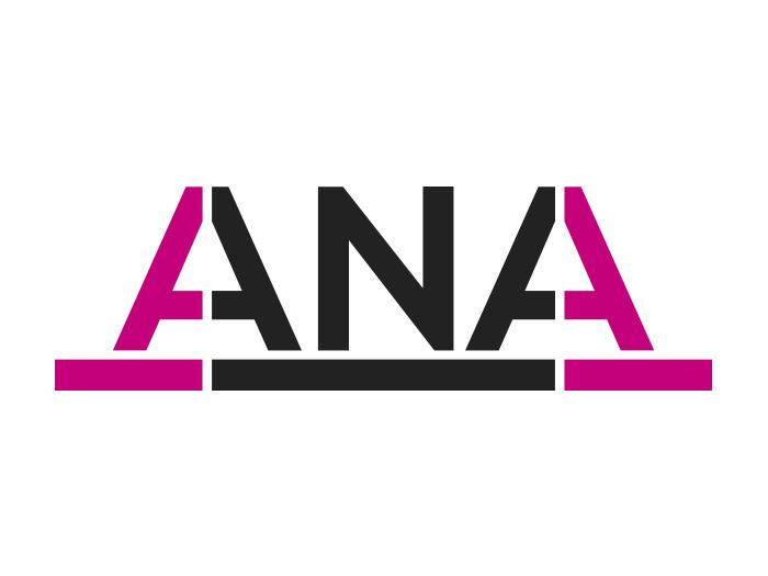 """Logotipo para el """"Blog de Ana"""""""