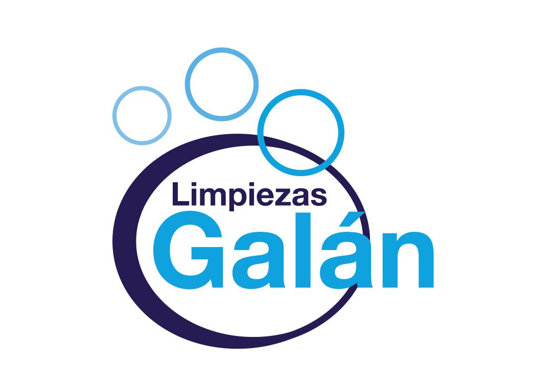 Logo principal Limpiezas Galán