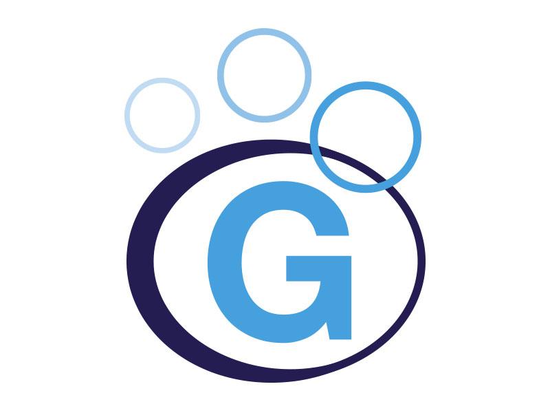Logo reducido/símbolo Limpiezas Galán
