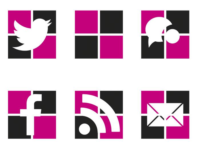 Iconos blog de Ana