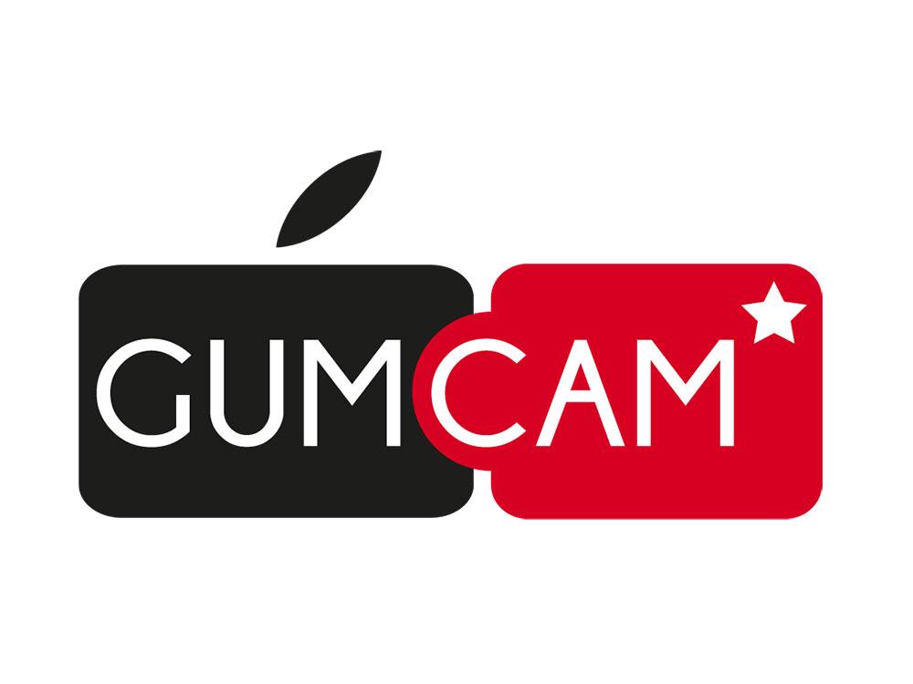 Logotipo Gumcam