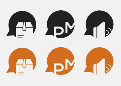 Iconos web iCharlas