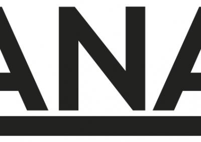 Logotipo Ana