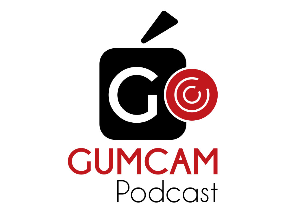 Logotipo del Podcast del Gumcam