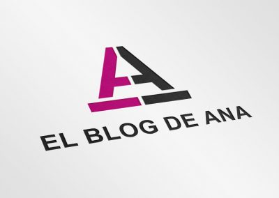 Logotipo impreso Ana