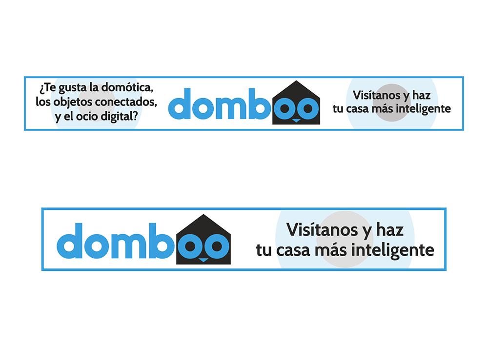 Banners publicitarios web domboo