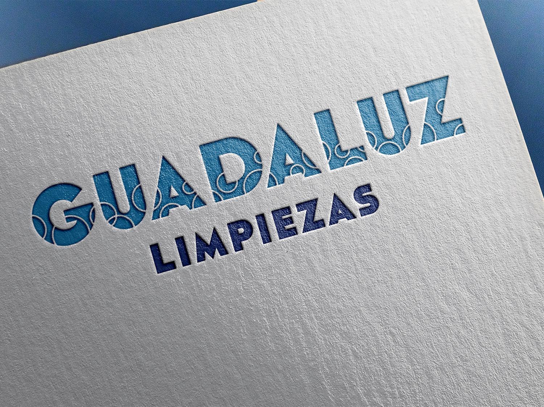Logotipo impreso Guadaluz