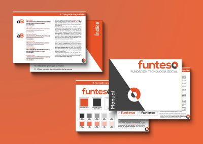 Manual de imagen corporativa funteso