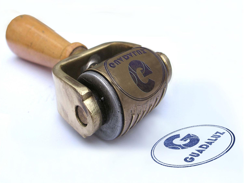 Diseño de sello Guadaluz