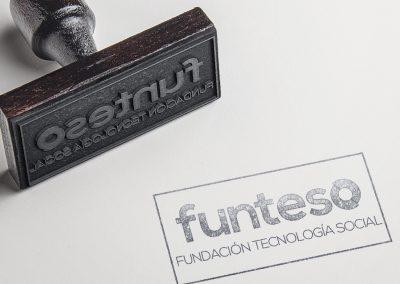 Diseño sello funteso